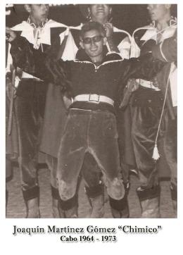 12 Joaquín Martinez Gómez