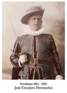 1915-1924 Jose Conejero Hernandez