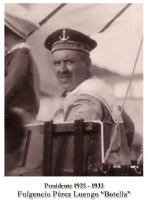 1925-1933 Fulgencio Pérez Luengo .