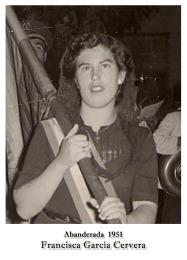 1951 Francisca García Cervera
