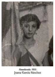 1955 Juana Garcia Sánchez