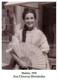 1959 Ana canovas Hernandez