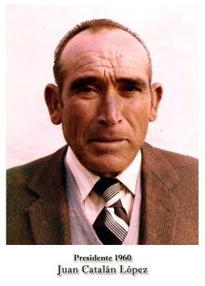 1960 Juan Catalán Lopez