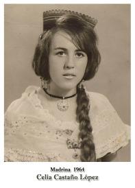 1964 Celia Castaño López