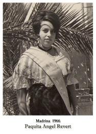 1966 Paquita Angel Revert