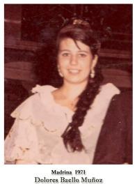 1971 Dolores Baello Muñoz