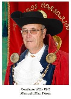 1973-1982 Manuel Diaz Pérez