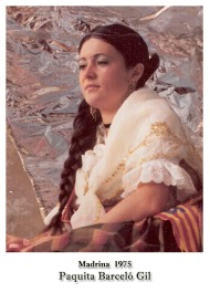 1975 Paquita Barceló Gil