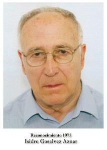 1975f Isidro Gosalvez Aznar