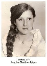 1977 Angelita Martinez López