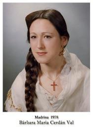 1978 Barbara Maria Cerdán