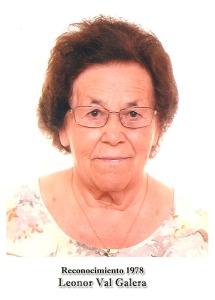 1978 Leonor Val Galera