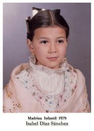1979 Infantil Isabel Díaz Sánchez