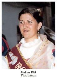 1980 Fina Lazaro