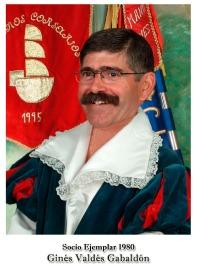 1980 - Gines Valdes Gabaldón