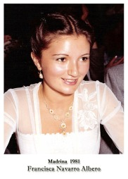 1981 Francisca Navarro Albero