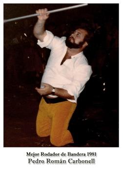 1981 Pedro Román Carbonell