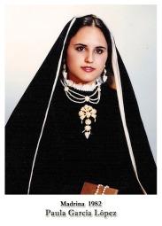 1982 Paula García López