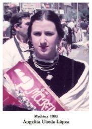 1983 Angelita Ubeda López