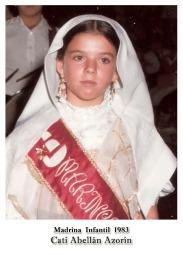 1983 Infantil Cati Abellan Azorin