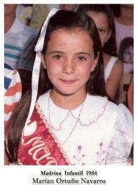1984 Infantil Marian Ortuño Navarro