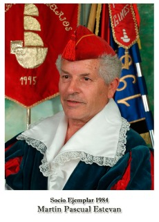 1984 - Martin Pascual Esteban
