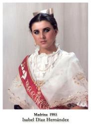 1985 Isabel Díaz Hernández