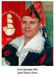 1985 - Jose Sauco Sanz