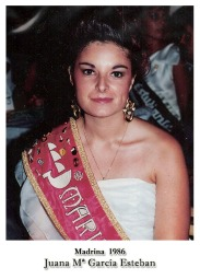 1986 Juana M Garcia Esteban
