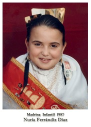 1987 Infantil Nuria Ferrandiz Diaz