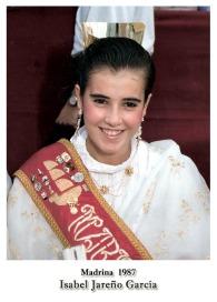 1987 Isabel Jareño Garcia