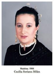 1988 Cecilia Soriano Milan