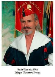 1988 - Diego Navarro Perez