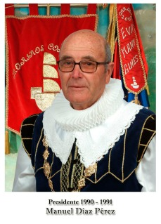1990-1991 Manuel Diaz Perez