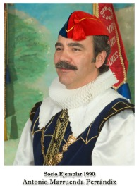 1990 - Antonio Marruenda Ferrandiz