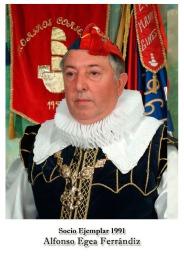 1991 - Alfonso Egea Ferrandiz