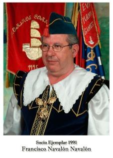 1991 - Francisco Navalón Navalón