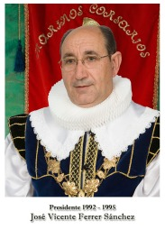 1992-1995 Jose Vicente Ferrer Sánchez