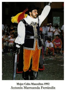 1992 Antonio Marruenda Ferrandiz