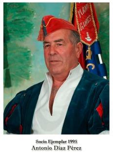 1995 Antonio Diaz Perez