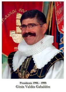 1996-1999 Gines Valdes Gabaldon