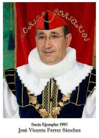 1997 Jose Vicente Ferrer Sánchez