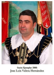 2000 Jose Luis Valera Hernandez