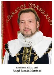 2002-2003 Angel Román Martínez