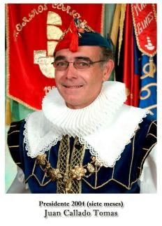 2004 Juan Callado Tomas