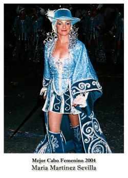 2004 María Martinez Sevilla
