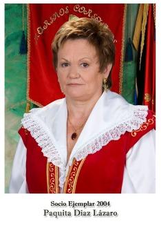2004 Paquita Díaz Lázaro