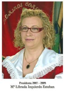 2007-2009 Mª Librada Izquierdo Esteban