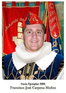 2008 Francisco José Carpena Muñoz