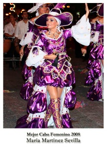 2008 María Martinez Sevilla